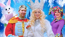 Snow Queen's Aussie Freezing Show